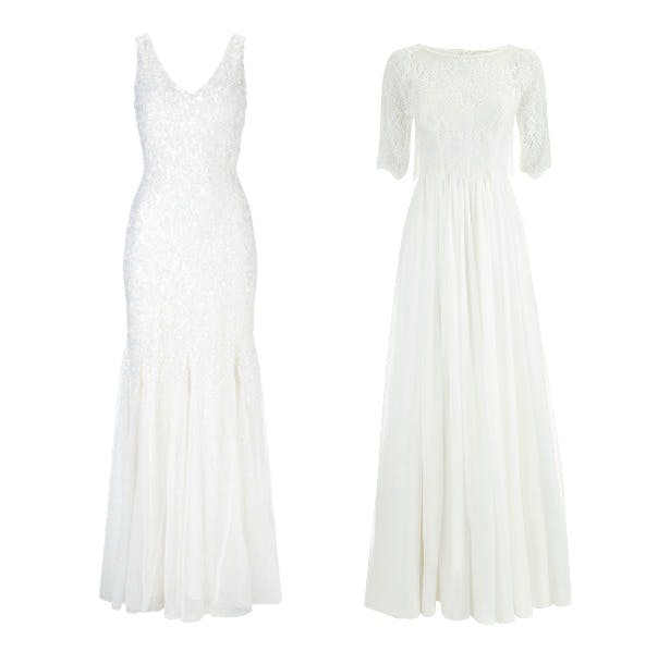 High Street Wedding Dresses | Confetti.co.uk