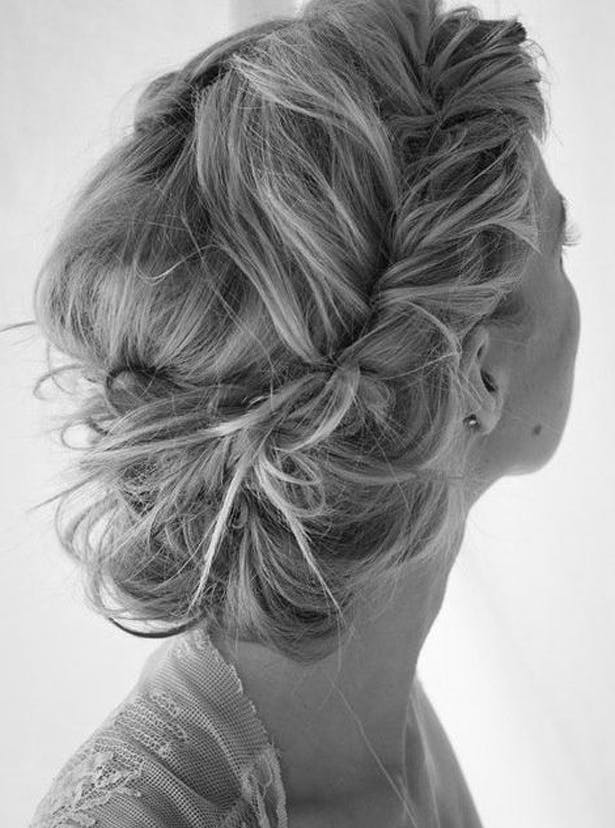 Messy Wedding Hairstyles | Confetti.co.uk