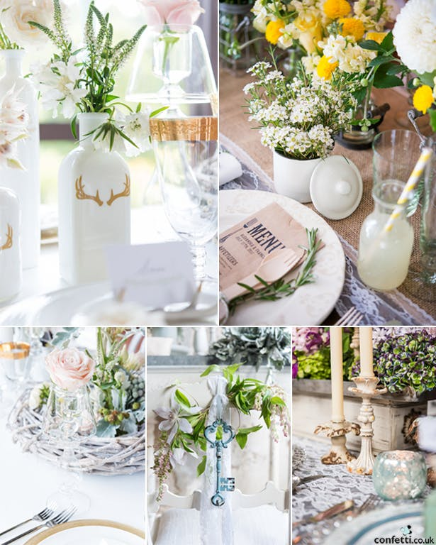 Spring Colour Schemes | Confetti.co.uk