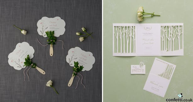 Spring Wedding Stationery | Confetti.co.uk