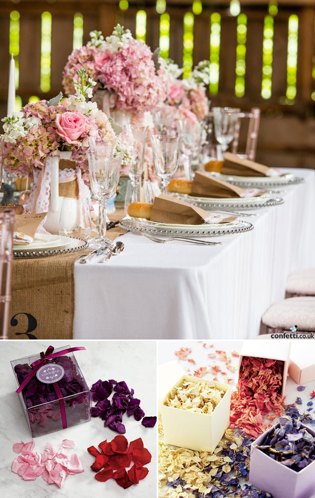 Wedding Flowers and Confetti | Confetti.co.uk