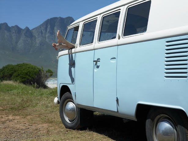 Camper Van in New Zealand | Confetti.co.uk