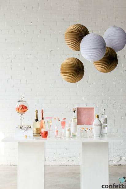 How to Stock the Bar at Your Wedding | Confetti.co.uk