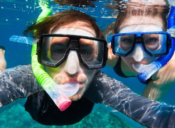 3-Hour Snorkel Experience in Fuerteventura for Two