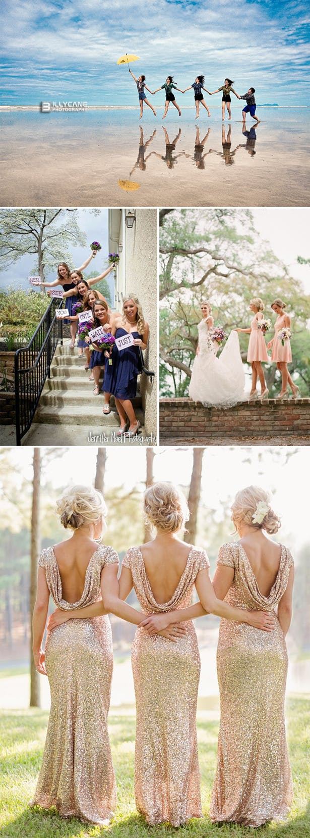 Creative Bridesmaid Photos | Confetti.co.uk