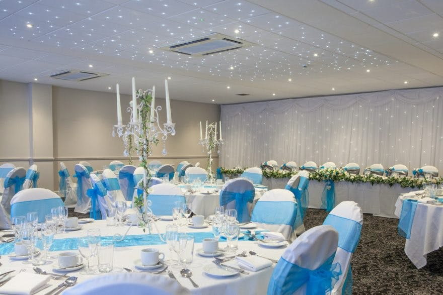 Weddings at the Holiday Inn Corby-Kettering | Confetti.co.uk