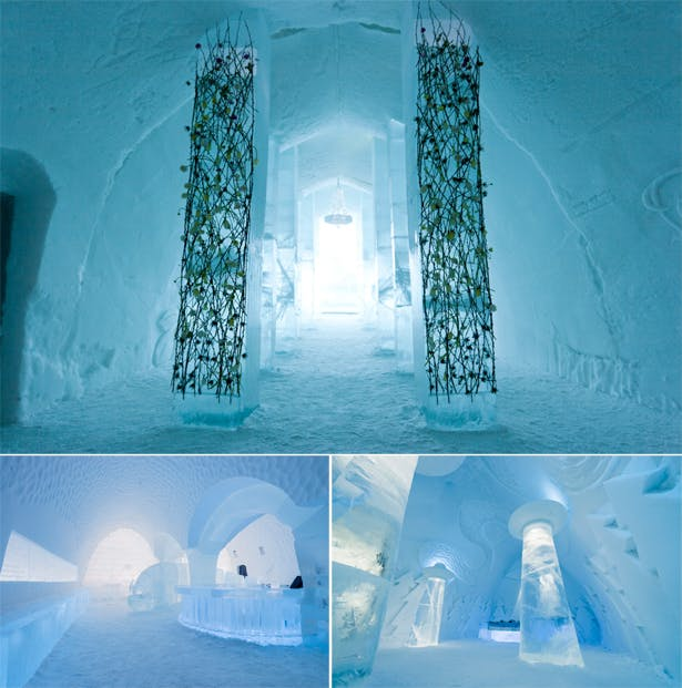 The Ice Hotel | Confetti.co.uk