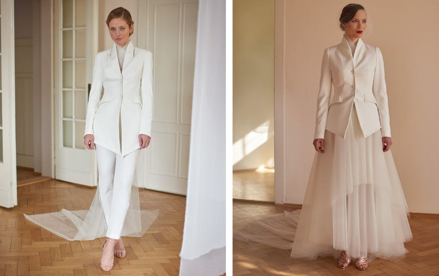 Wedding Suits For Women: The Most Stylish Options