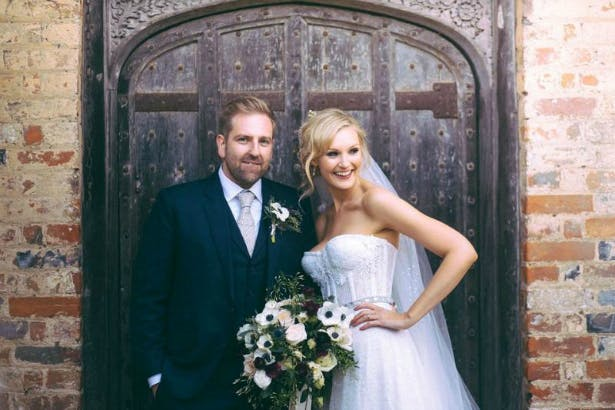 Bride and Groom Outside Photos | Confetti.co.uk