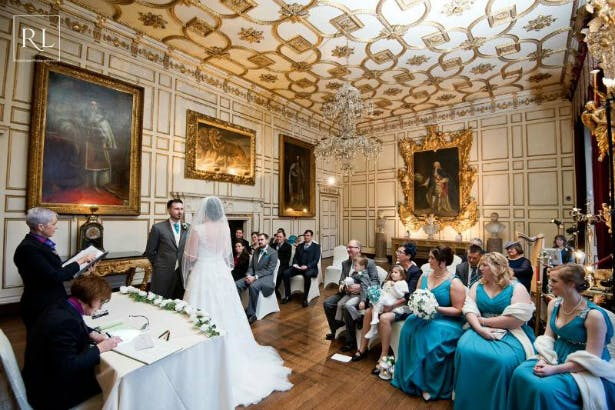 The State Dining Room at Warwick Castle | Confetti.co.uk