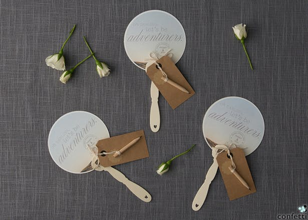 Country Wedding Favours | Confetti.co.uk