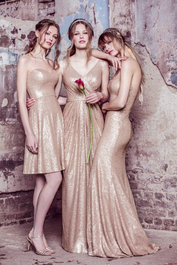Kelsey Rose bridesmaids dresses | Confetti.co.uk