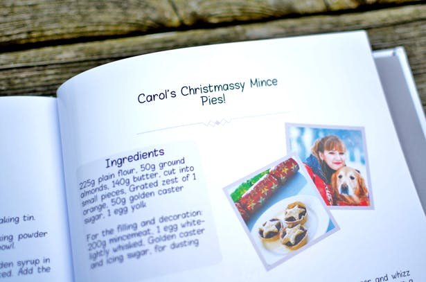 Recipe Gift Books Recipes | Confetti.co.uk