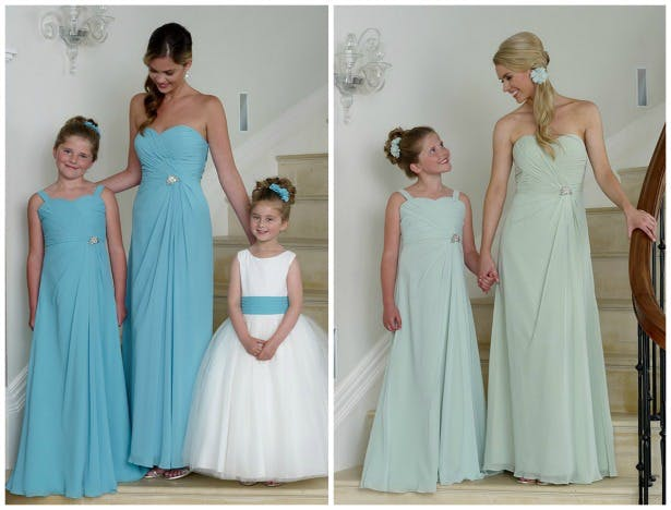 63153ab5781 Stylish Bridesmaid Dresses from D Zage by Veromia - Confetti.co.uk