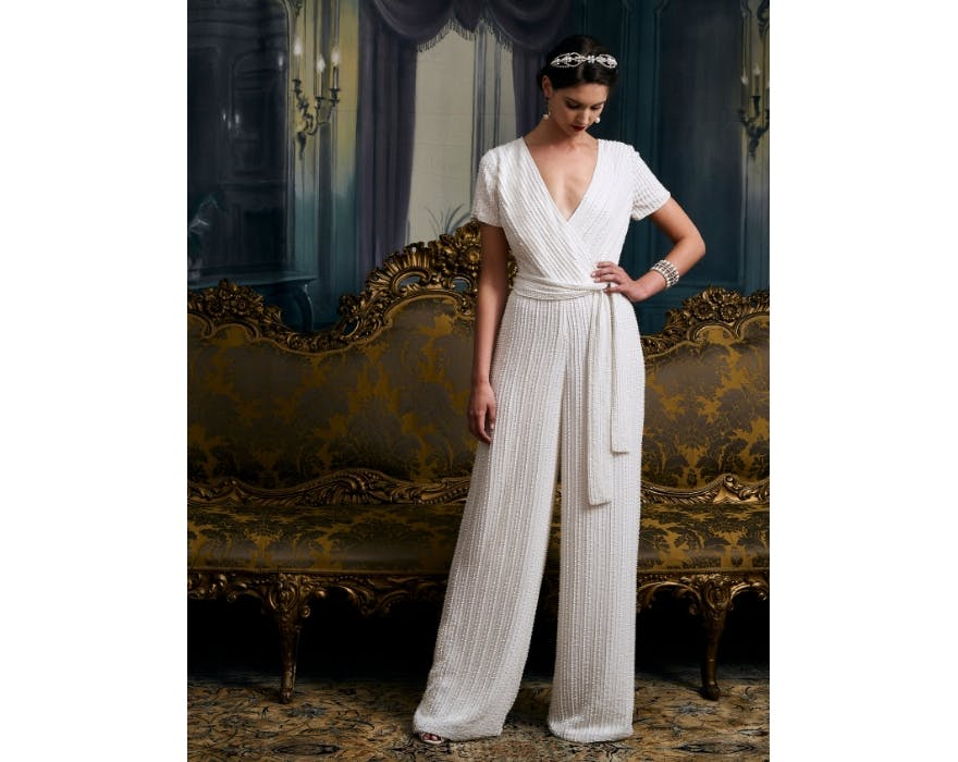 Bridal Jumpsuits: 13 Picks For Stylish Brides