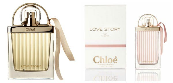 Perfumes for brides Love Story by Chloe | Confetti.co.uk