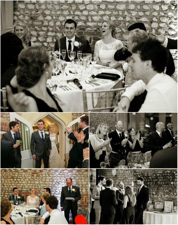 Wedding Speeches And Toasts At The Reception | Confetti.co.uk