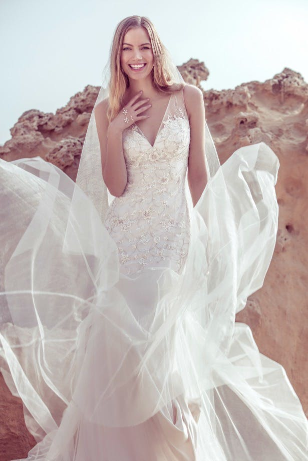 Ellis Bridals wedding dress | Confetti.co.uk