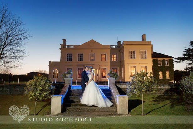 Beautiful Real Wedding at The Lawn Exclusive Use Manor