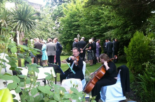 String Quartett at The York Pavilion Country Hotel | Confetti.co.uk