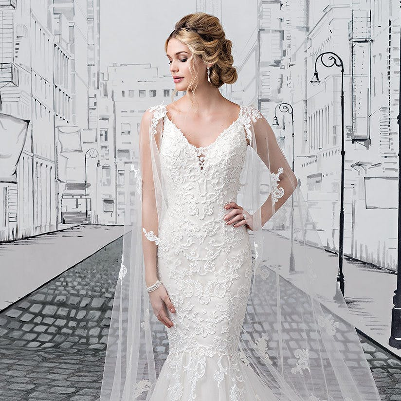 aa795546fcc89 Stunning Justin Alexander Wedding Dresses for 2017 - Confetti.co.uk