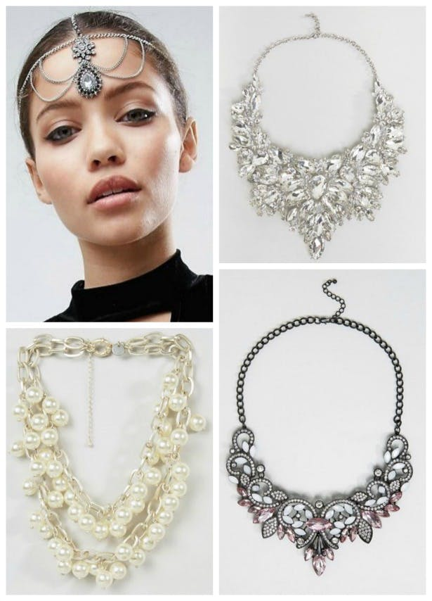 Amazing Alternative Accessories and Statement Jewellery by Asos | Confetti.co.uk