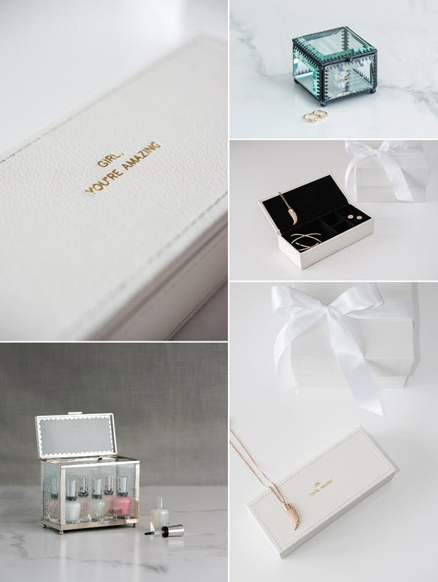 Jewellery and Jewellery Box | Confetti.co.uk
