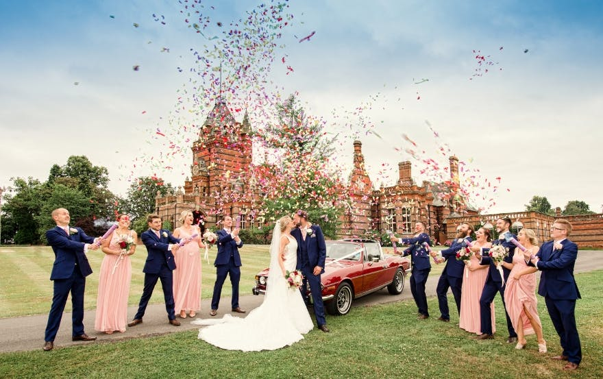 The Elvetham Wedding Venue