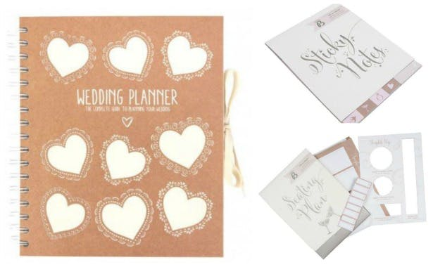Wedding planner files and accessories | Confetti.co.uk