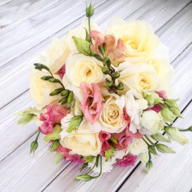 Wedding flowers by Ibiza Flower Shop | Confetti.co.uk
