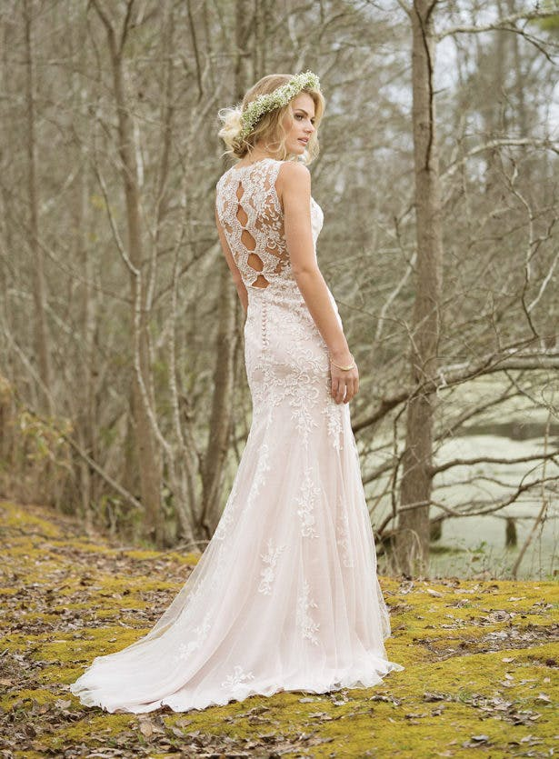 Wedding dress by Lilllian West | Confetti.co.uk