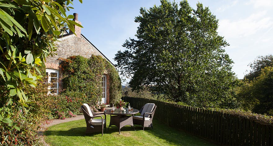 Luxury Cottages in Cornwall -Treworgey Cottages - Honeysuckle Cottage | Confetti.co.uk