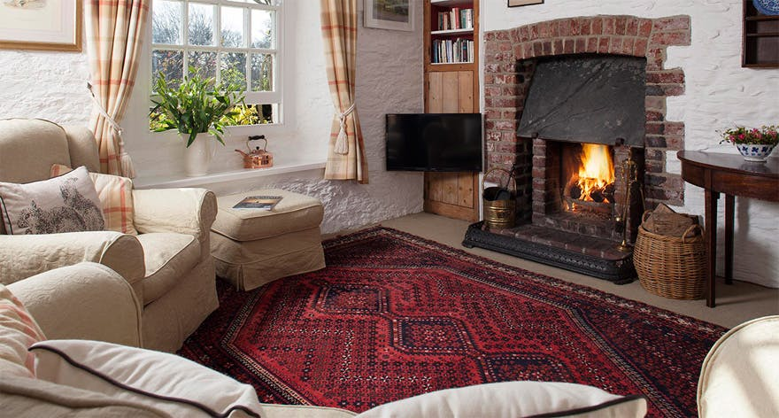 Luxury Cottages in Cornwall -Treworgey Cottages - Laurel Cottage | Confetti.co.uk