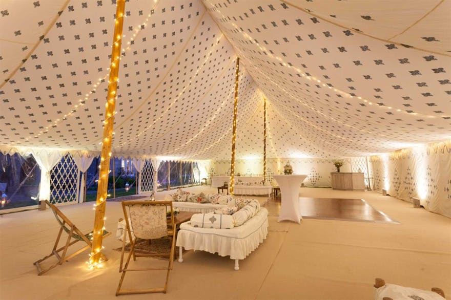 The Arabian Tent Company Wedding Tents and Marquees | Confetti.co.uk