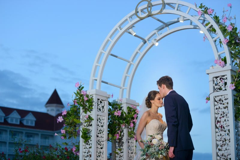 Walt Disney World Wedding | Confetti.co.uk