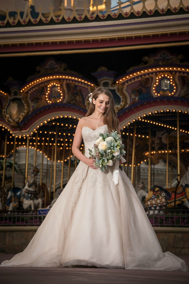 Disney World Wedding | Confetti.co.uk