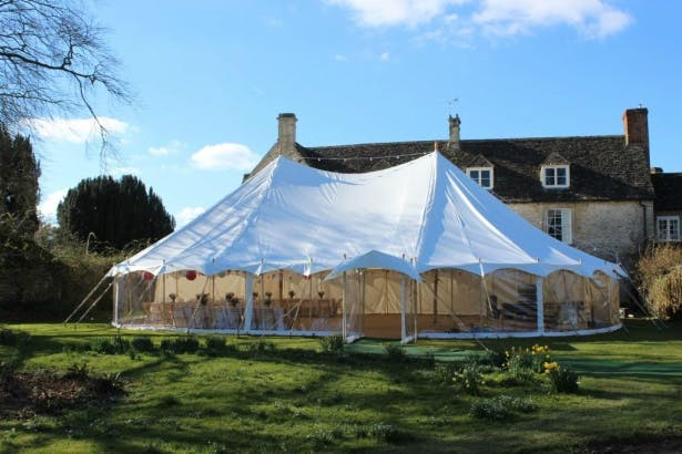 Petal Marquee Part of Richardson Marquees Stunning Wedding Marquee Service | Confetti.co.uk