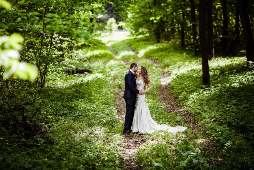 Rustic wedding ideas with The Woodland Trust | Confetti.co.uk
