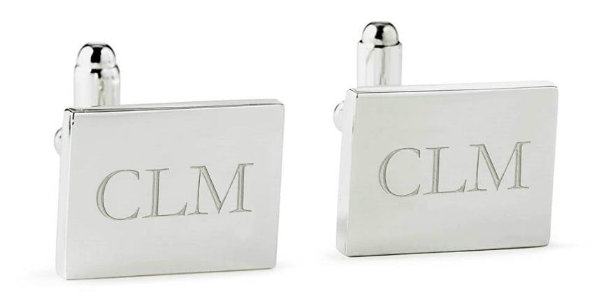 Father of the Bride gifts cufflinks   Confetti.co.uk
