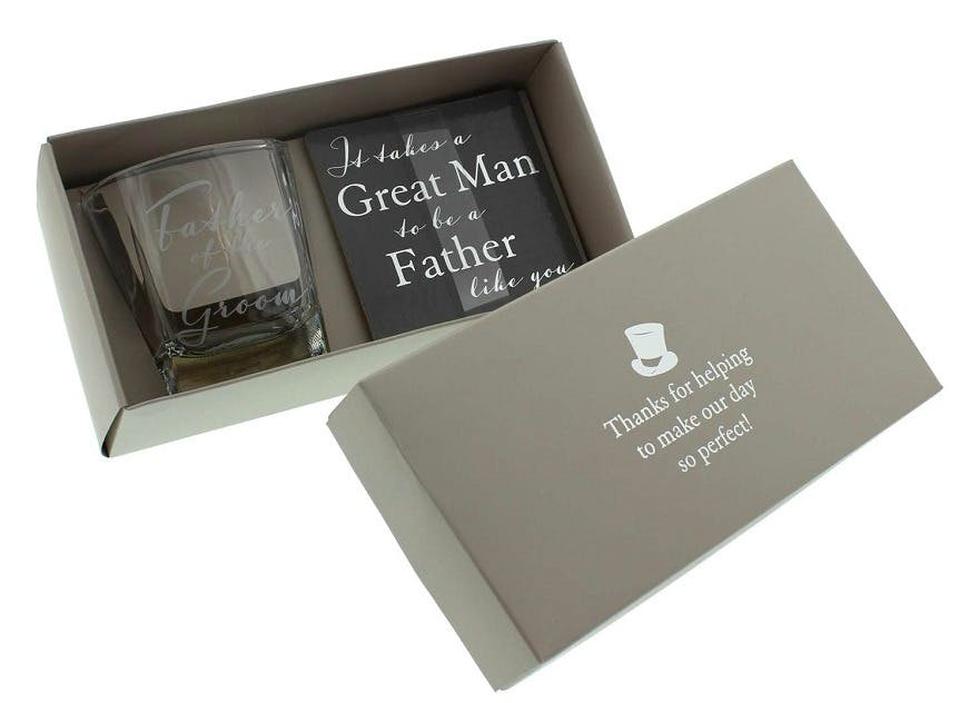 Father Of The Bride Gifts Whiskey Gl Confetti Co Uk