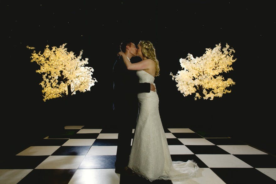 Bride and groom dancing by Amanda Forman Photography | Confetti.co.uk