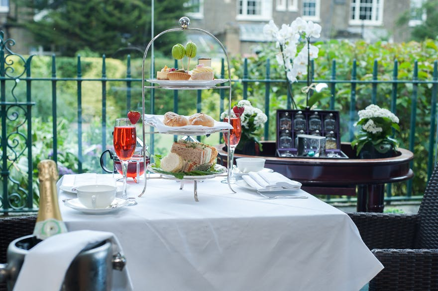 The Montague on the Gardens Afternoon Tea | Confetti.co.uk