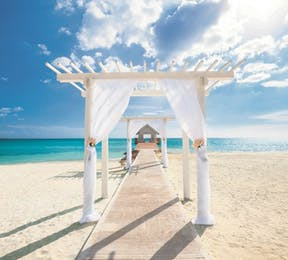Sandals South Coast Jamaica wedding chapel | Confetti.co.uk