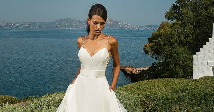 Justin Alexander Wedding Dresses Autumn Winter Collection | Confetti.co.uk