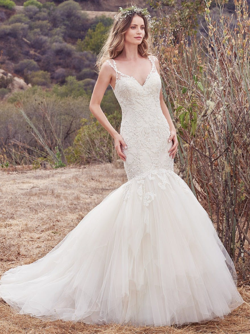 New Maggie Sottero Wedding Dresses: Use Your lllusion - Confetti.co.uk