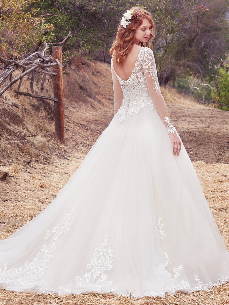 ecdb72f5827 New Maggie Sottero Wedding Dresses  Use Your lllusion - Confetti.co.uk