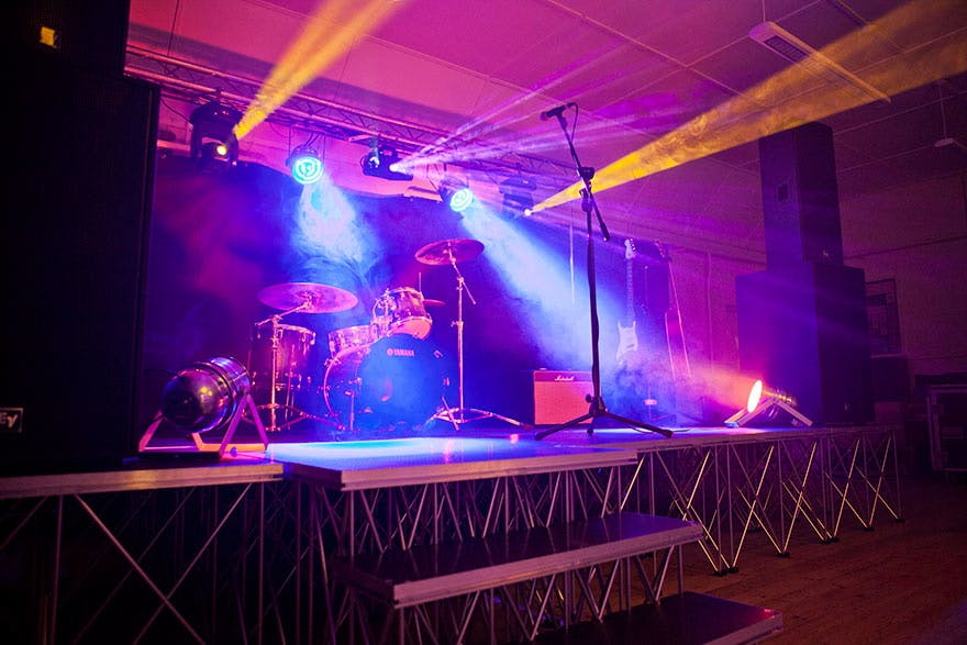 PA System with Bands For Hire | Confetti.co.uk
