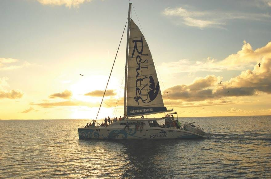 Lover's Rock Cruise with Island Routes at Sandals | Confetti.co.uk
