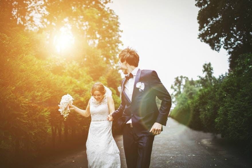 Green Weddings Ideas from the Woodland Trust | Confetti.co.uk