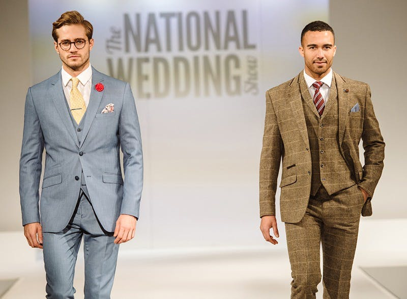 National Wedding Show Catwalk | Confetti.co.uk